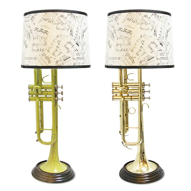 Instrumental Lighting - Trumpets