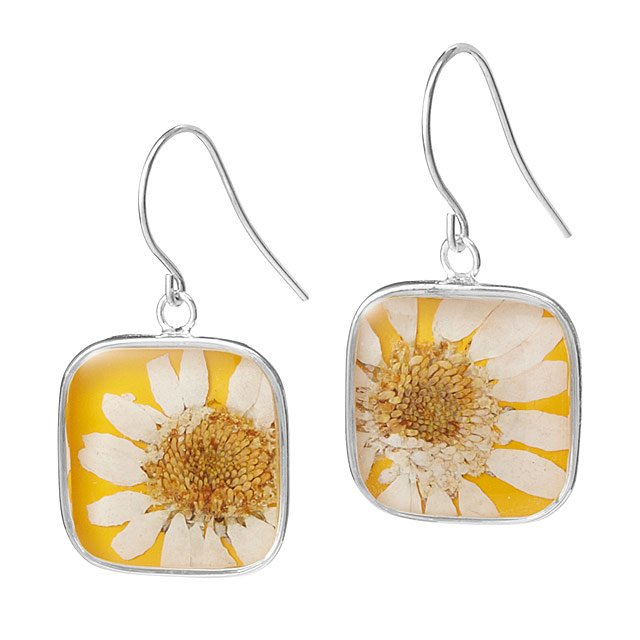 Birth Month Flower Earrings Birthday Jewelry Uncommongoods