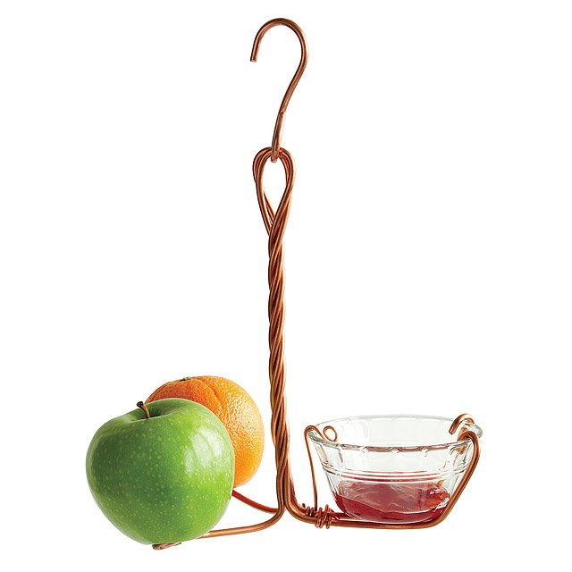Fruit and Jelly Bird Feeder