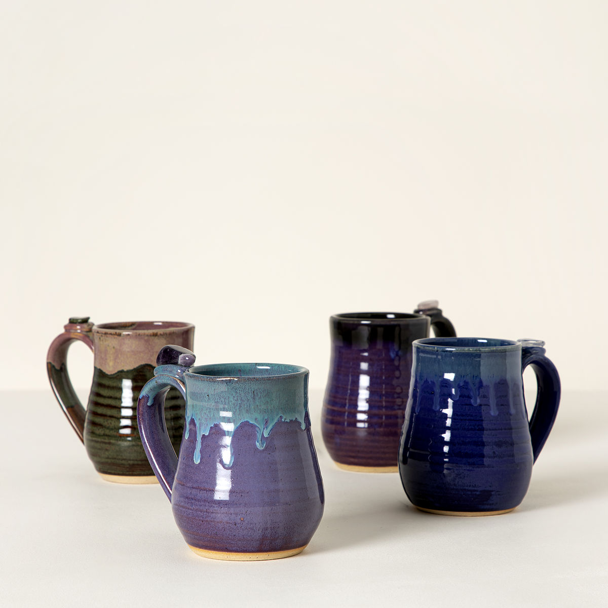 Coffee mugs unique - Healing Stone Mugs