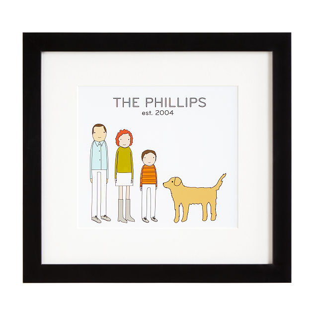 Personalized Family Print 4