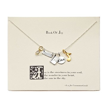 Book of Joy Necklace