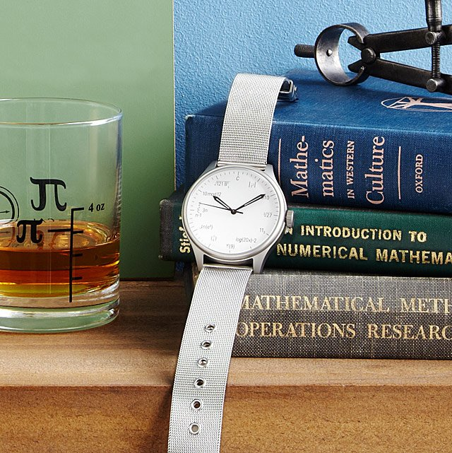 Equation Geek Watch