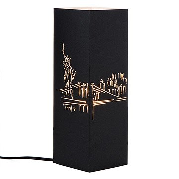 City Skyline Accent Lamp