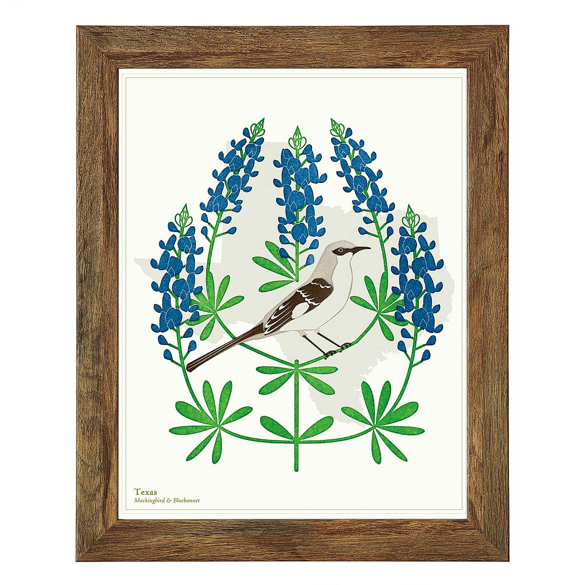 Birds And Blooms Art