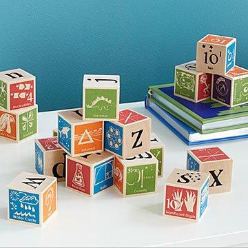 Periodic table building blocks toy blocks element blocks science periodic table of elements tie 4900 super nerdy abc blocks urtaz Images