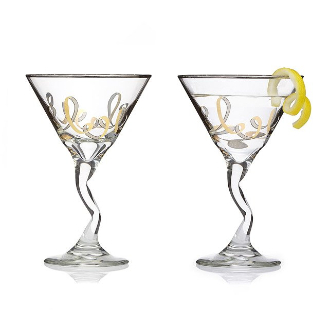 Stirred Martini Glasses - Set of 2
