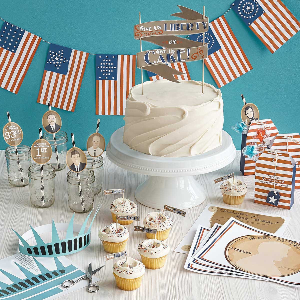 Printable Party Kit History Buff historical trivia UncommonGoods