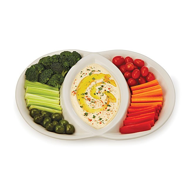 Venn Diagram Serving Platter