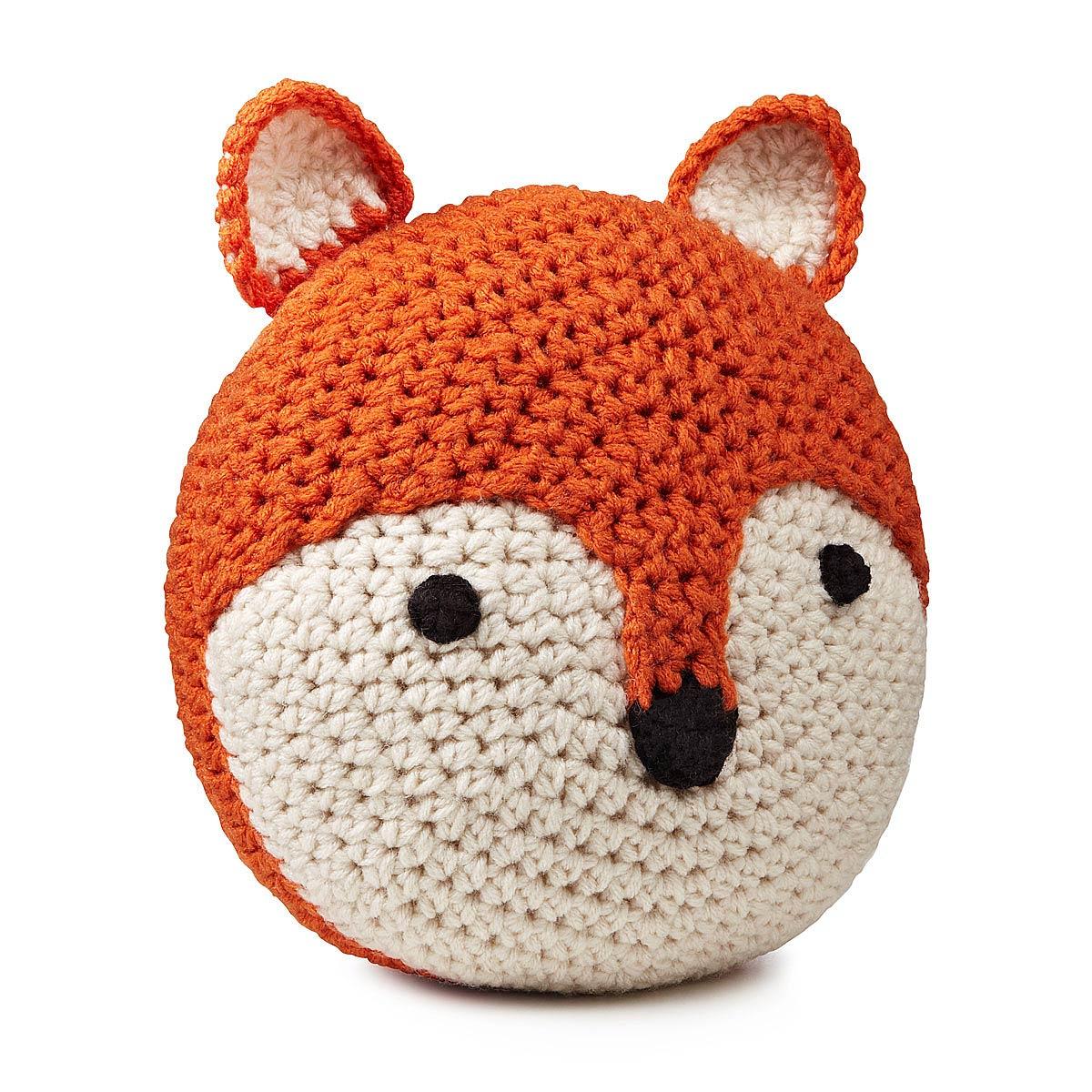 fox wonddecor shop case little pillow cute