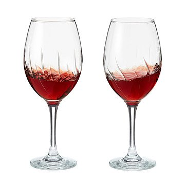 Aerating Wine Gles Set Of 2
