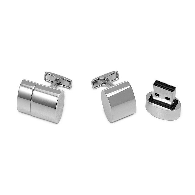 WiFi and USB Cufflinks