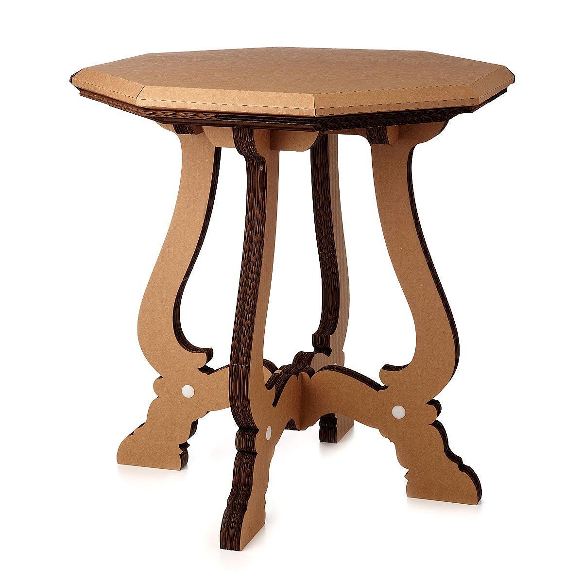 Diy cardboard furniture - Cardboard Table 1 Thumbnail