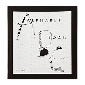 The Alphabet Collage Book