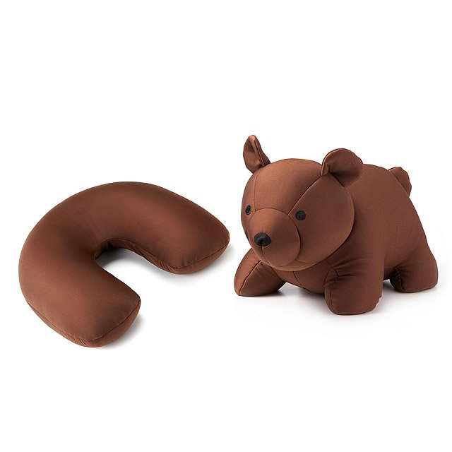 Travel Pillow/Bear