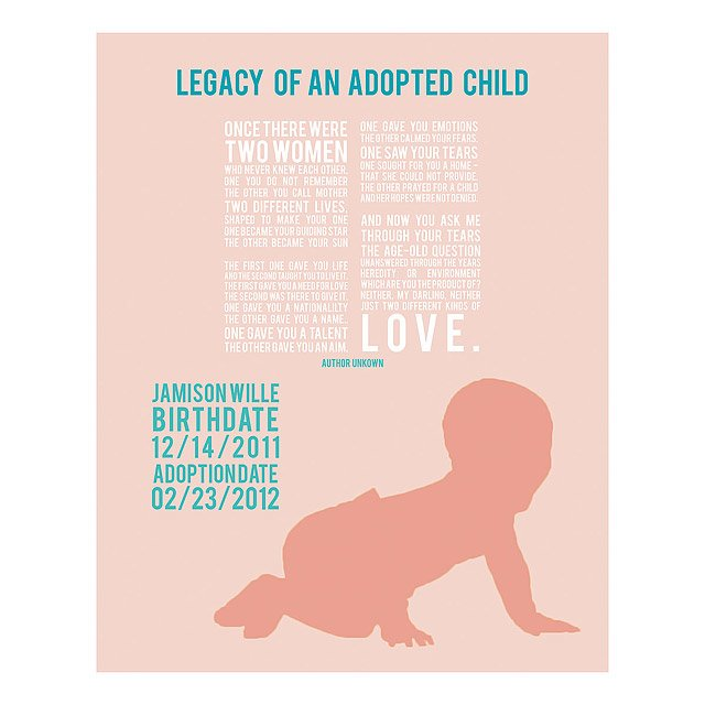 Legacy of An Adopted Child 3