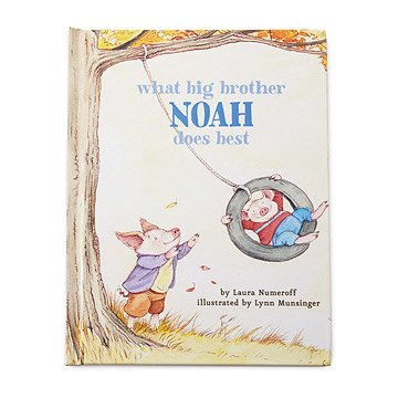 Personalized What Big Brother Does Best Book
