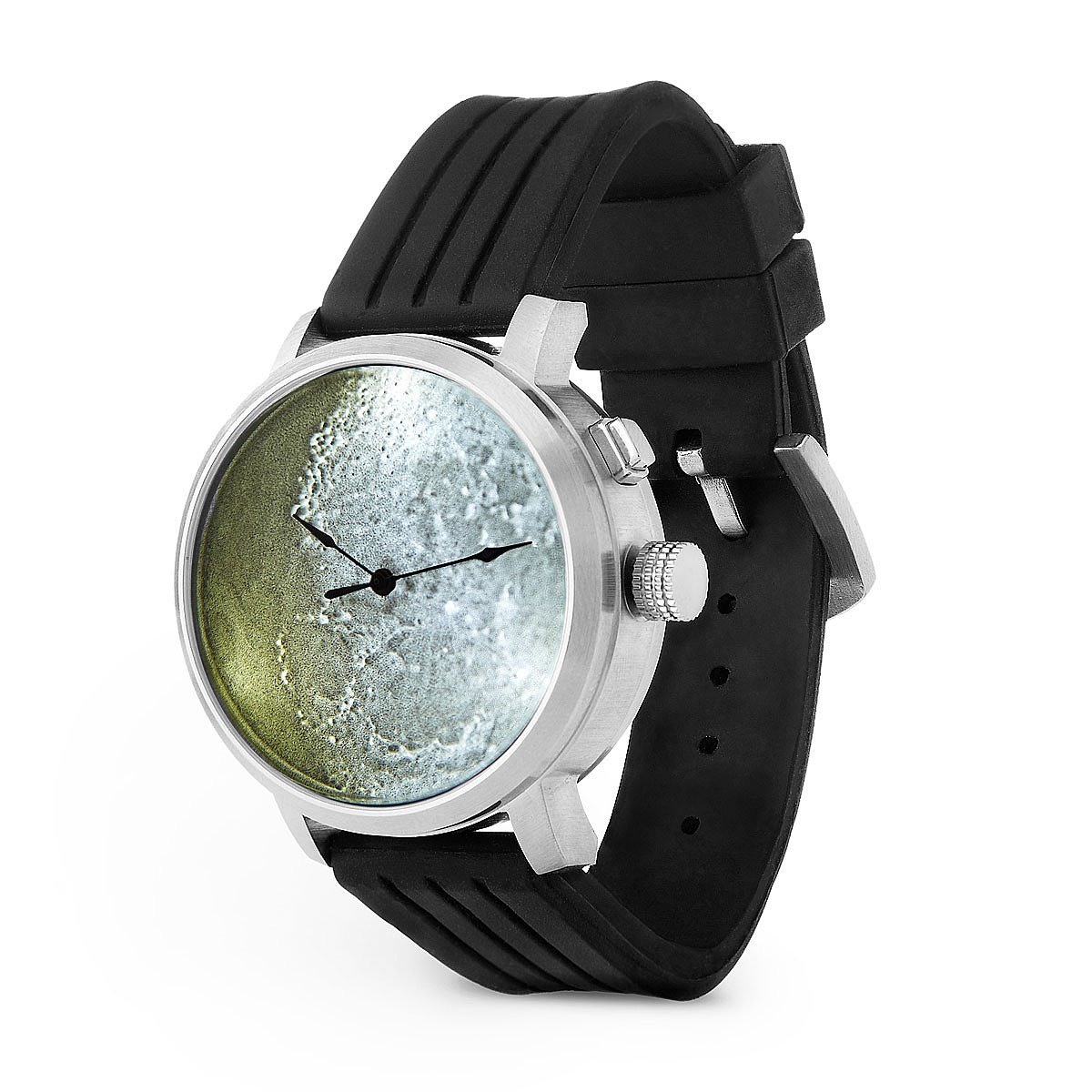 watch uncommongoods watches jewelry moon product clock