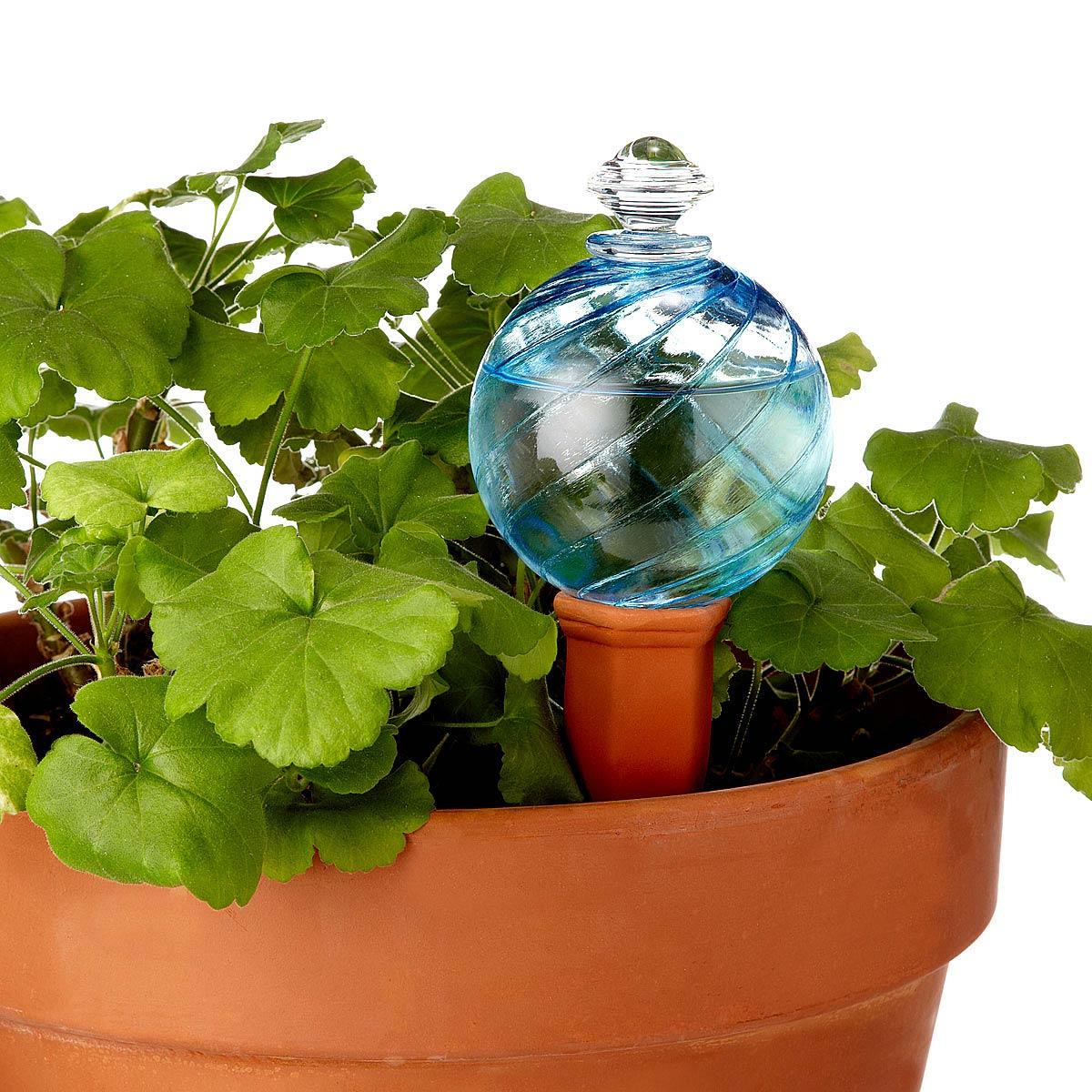 self watering planter easy garden low maintenance uncommongoods
