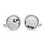TPC Sawgrass Golf Ball Cufflinks 2 thumbnail