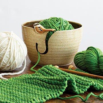 Birdie Yarn Bowl