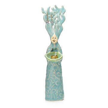 Goddess Jewelry Holder