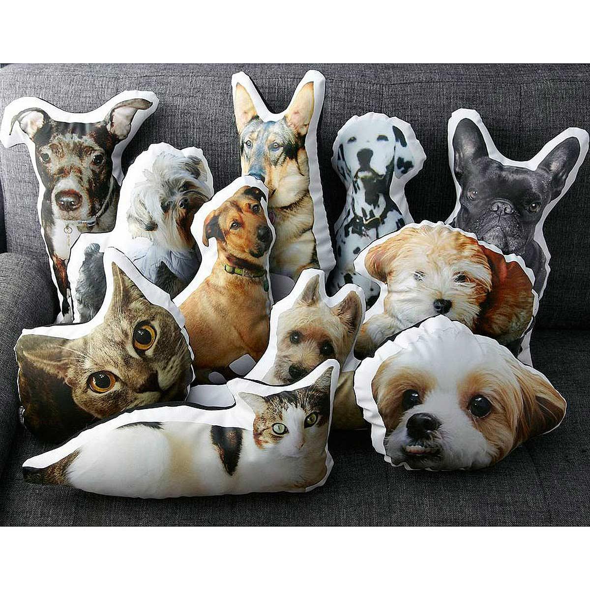 Custom Pet Pillows | custom pet pillow animal lover gifts ...