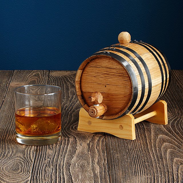 Whiskey And Rum Making Kit Home Beverage Brew Oak Barrel Kit