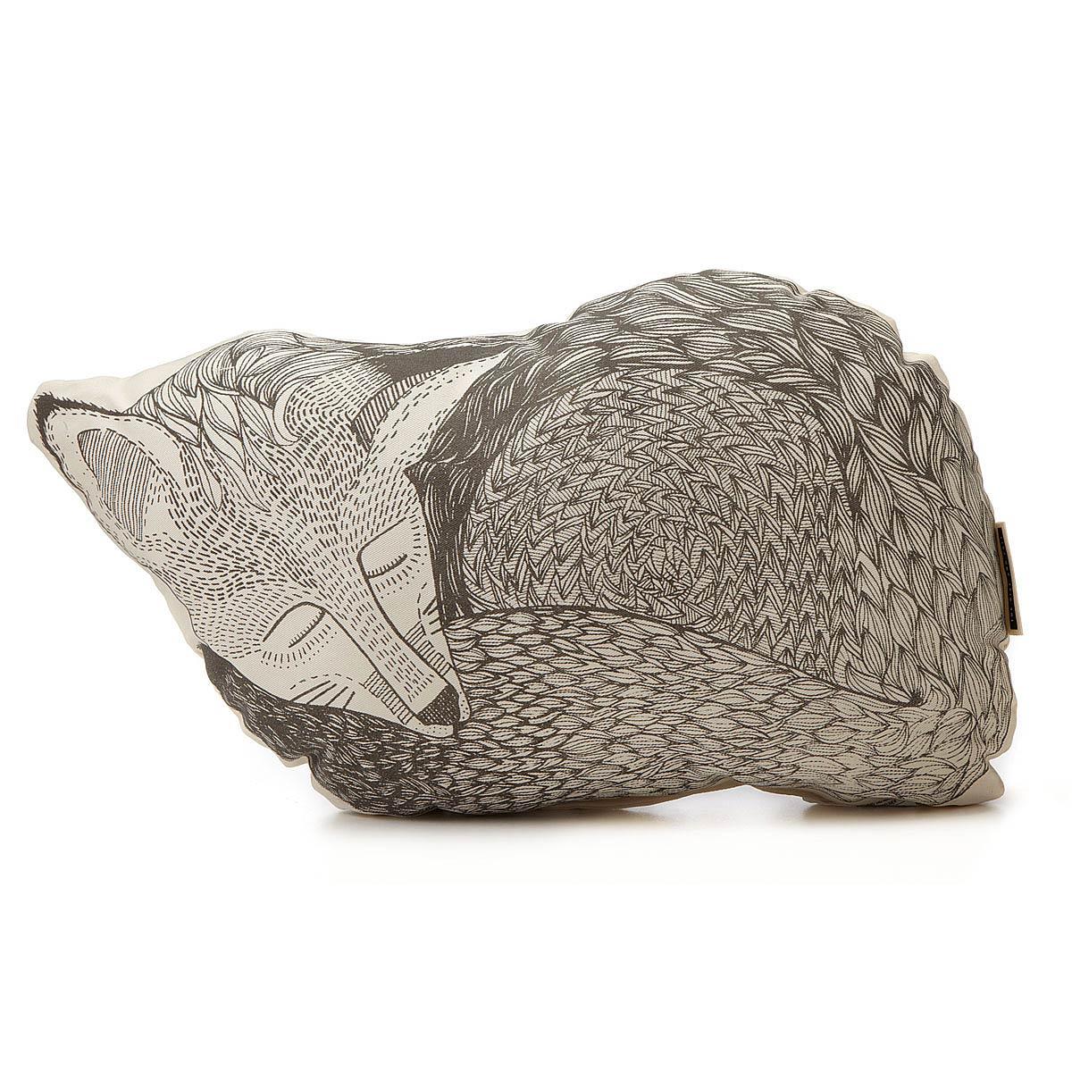 product fox orange donna pillow wilson cushion