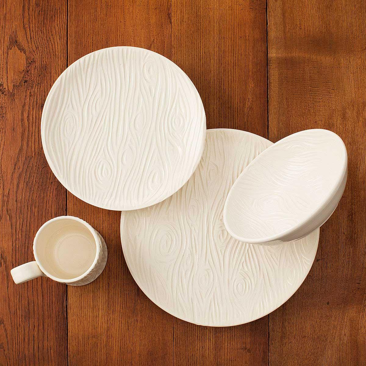 Porcelain Faux Bois Dishware Collection 2 thumbnail & Porcelain Faux Bois Dishware Collection | porcelain plates dishes ...