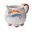 Elwood the Rainbow Unicorn Mug 2 thumbnail