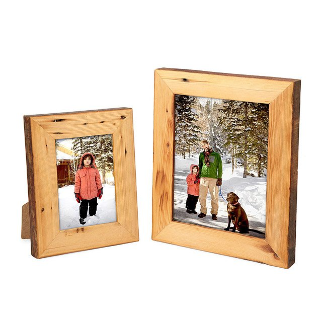 Urban Salvaged Wood Frames | recycled wood picture frames ...