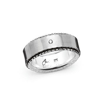 Titanium Love Wedding Band