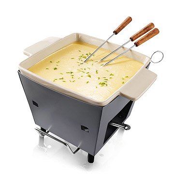 Outdoor Fondue Pot