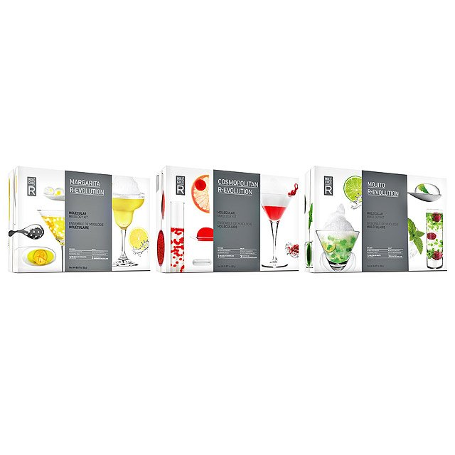Molecular Mixology Cocktail Kit