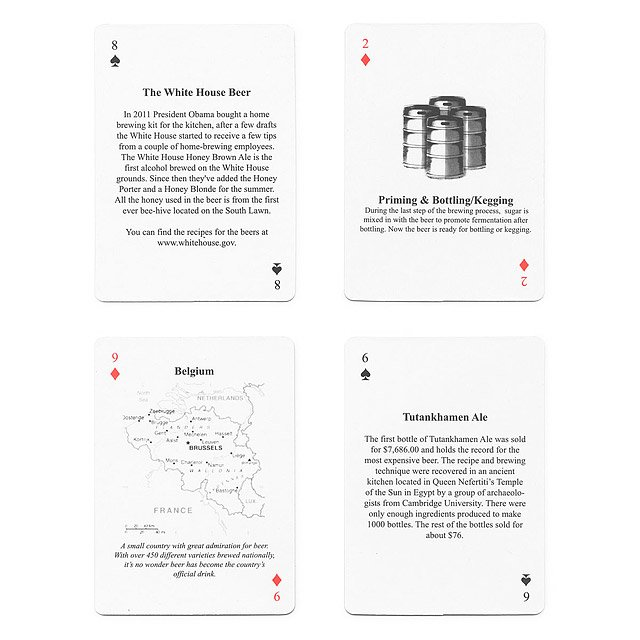 All About Beer Card Deck 2