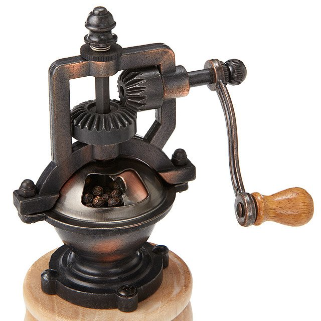 Steampunk Pepper Mill 2