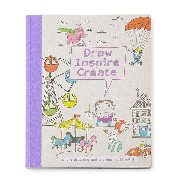 Draw Inspire Create Book