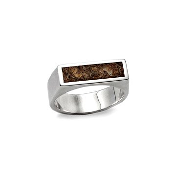 Custom Beach Men's Ring