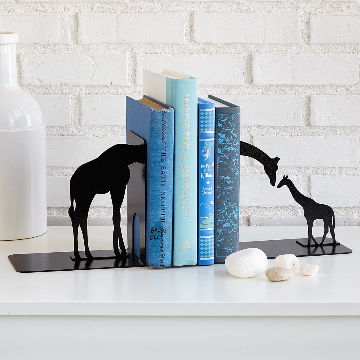 Home Decor Accents accents Giraffe Family Bookends