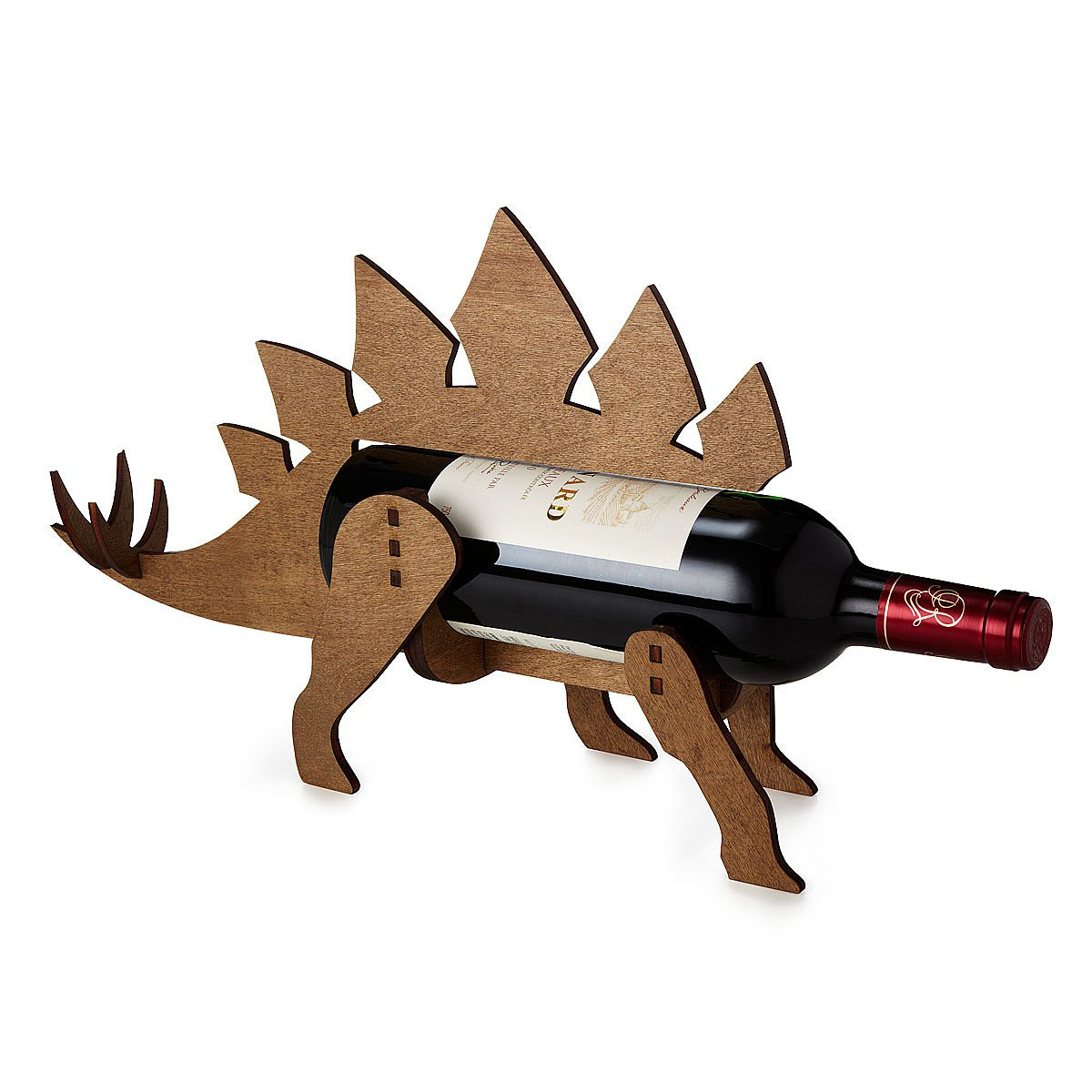 wineosaur wine bottle holder 1 thumbnail