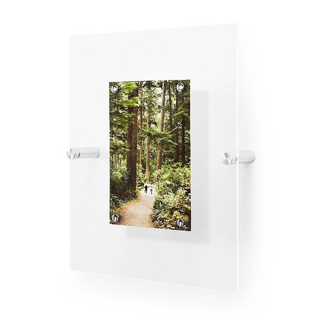 Floating Gallery Frames | Magnetic Acrylic Picture Frame | UncommonGoods