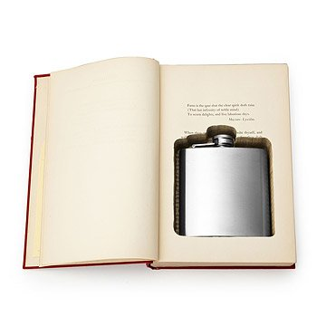 Flask Book Box