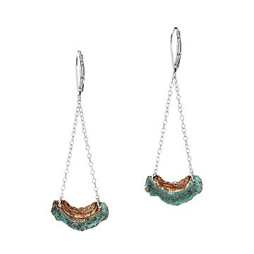 Lichen Earrings