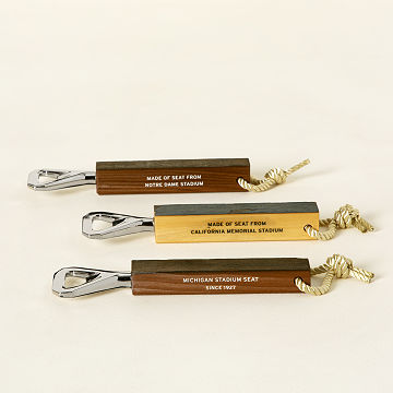 Football Collegiate Bottle Openers