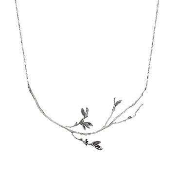 A Tree Grows Necklace