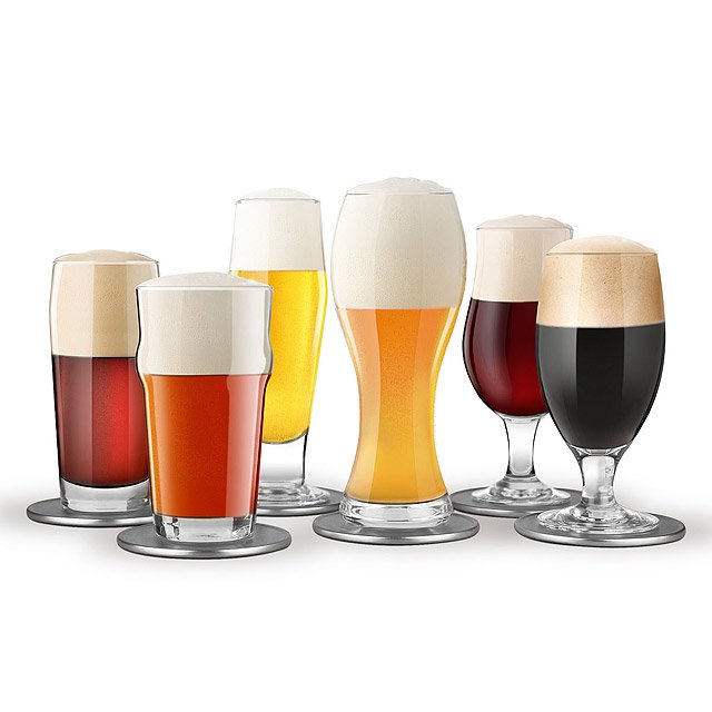 13 Piece Beer Tasting Set