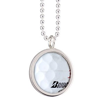 TPC Sawgrass Golf Ball Necklace