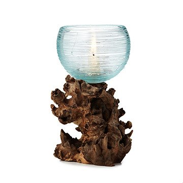 Tree Root Votive Holder