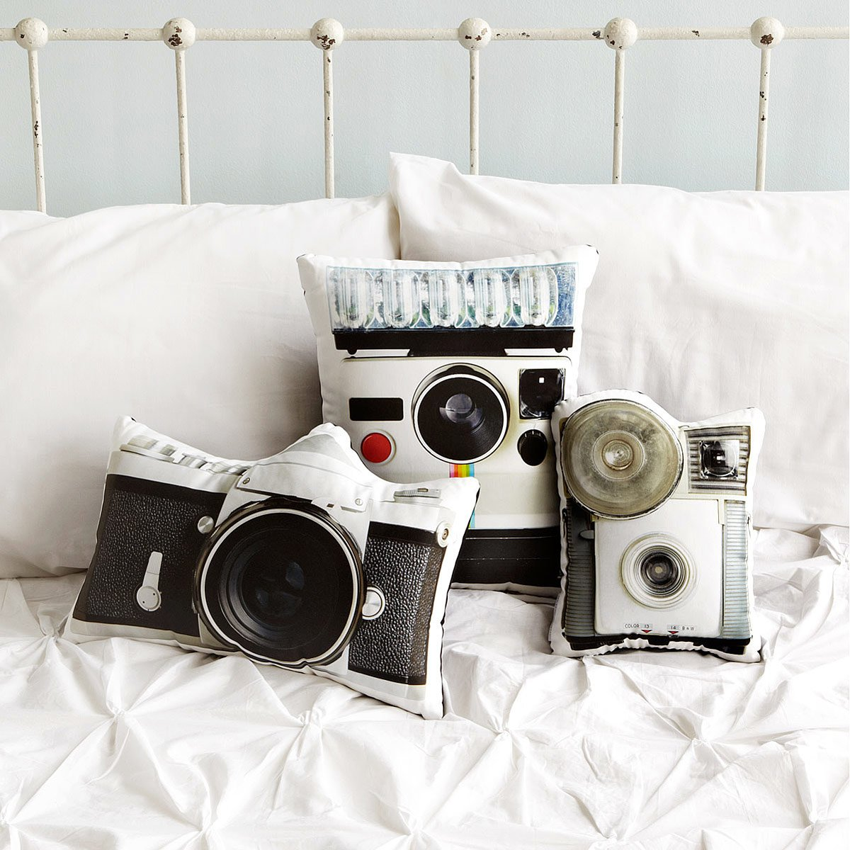 vintage camera pillows photo pillow vintage camera